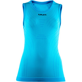 UYN Motyon UW Singlet Women aquarius/anthracite
